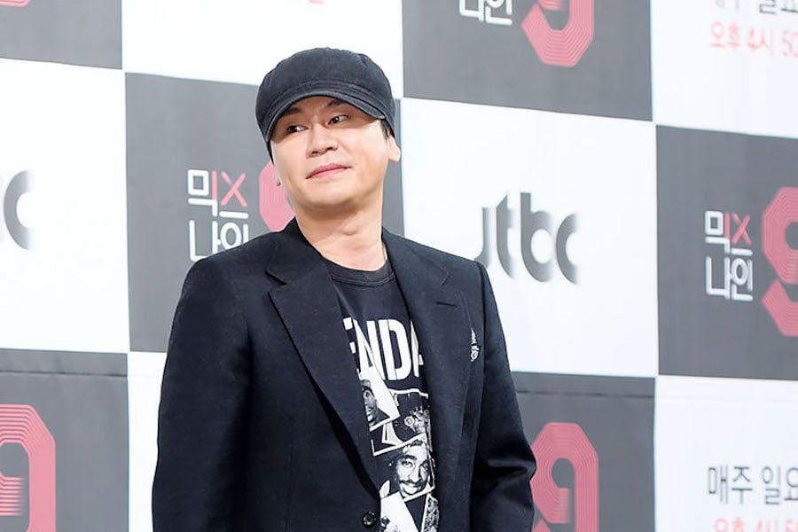 Police Place Travel Ban On Yang Hyun Suk
