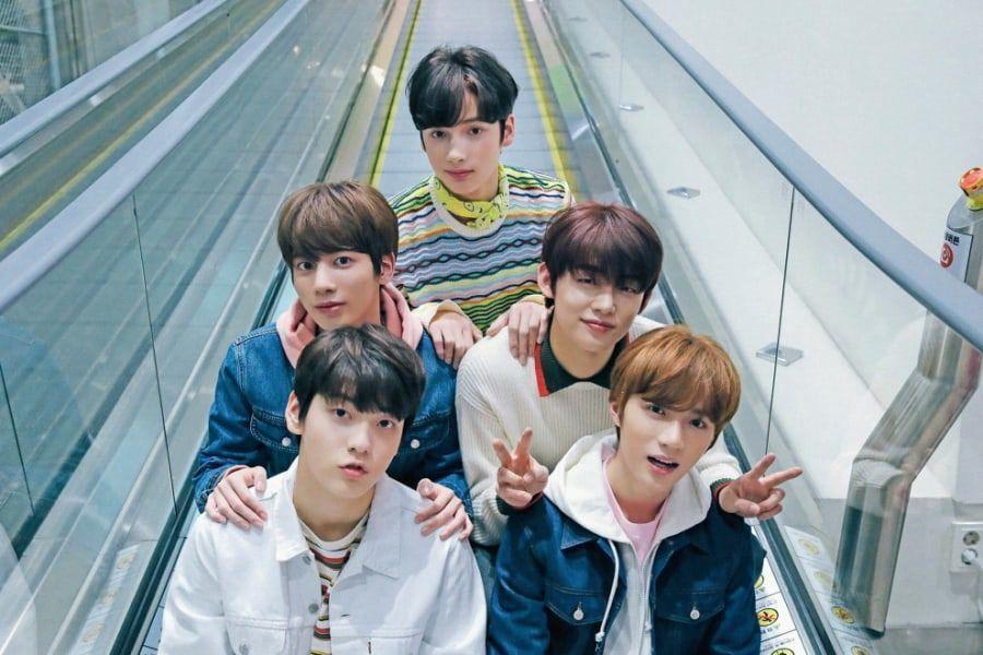 TXT se convierte en el grupo de K-Pop que más rápido ha ingresado al Billboard 200 + Debuta en el puesto No. 1 en el chart mundial de álbumes