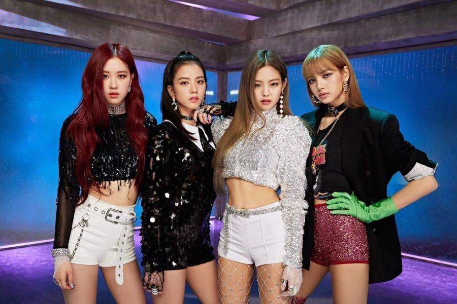 """BLACKPINK's """"DDU-DU DDU-DU"""" Becomes 1st Ever K-Pop Group MV To Hit 900 Million Views"""