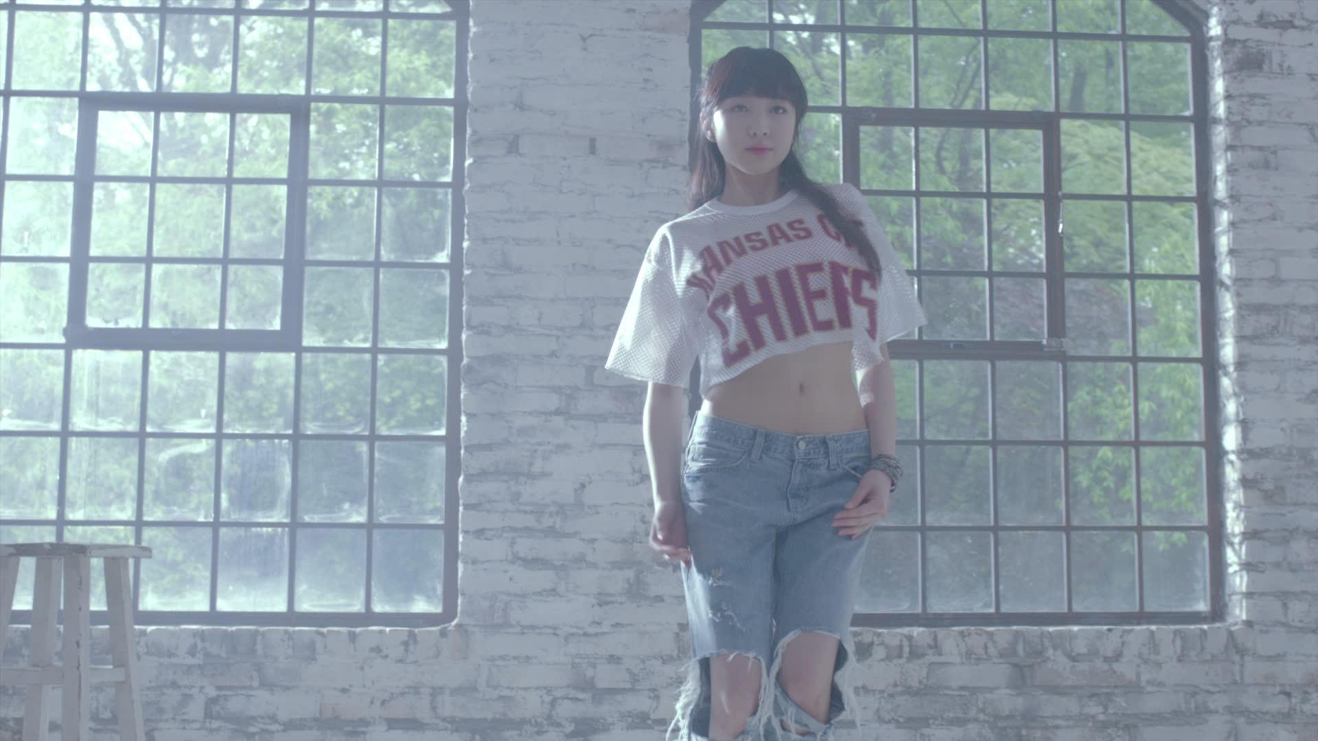 SHI YOON Teaser: KARA Project