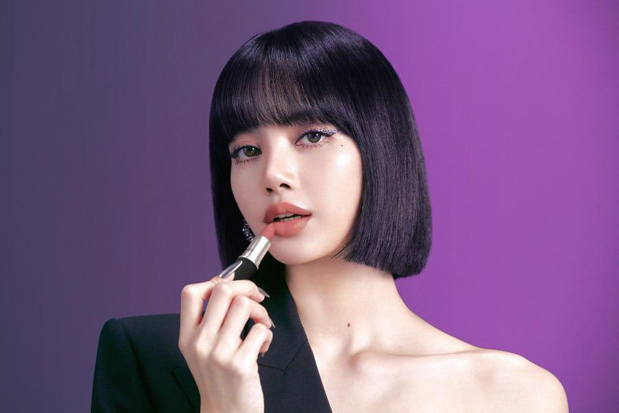 BLACKPINK's Lisa Becomes Global Ambassador For MAC Cosmetics