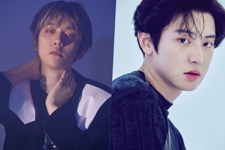"Update: EXO's Baekhyun And Chanyeol Stun In ""Love Shot"