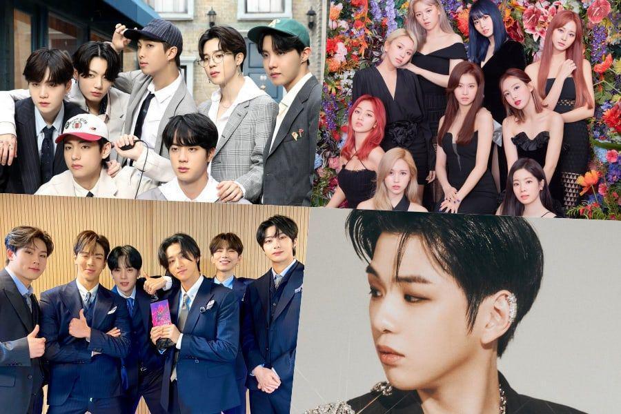 Winners Of The 2020 APAN Music Awards