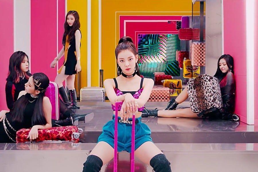 """""""DALLA DALLA"""" de ITZY bate récords y se convierte en el MV de un grupo K-pop con más visionados en 24 horas"""