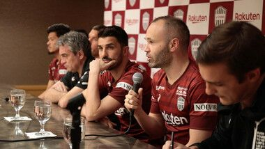 Iniesta TV Episode 27: Vissel Kobe's USA Tour - Extended version #2