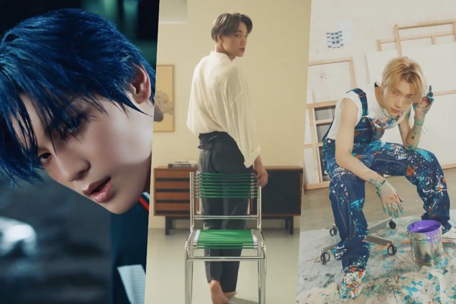 Update: SuperM's Taeyong, Kai, And Ten Share What Dancing Means To Them In Comeback Teasers