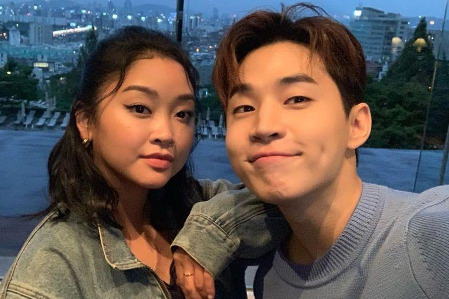 Henry Hangs Out With To All The Boys I Ve Loved Before Star Lana Condor Soompi