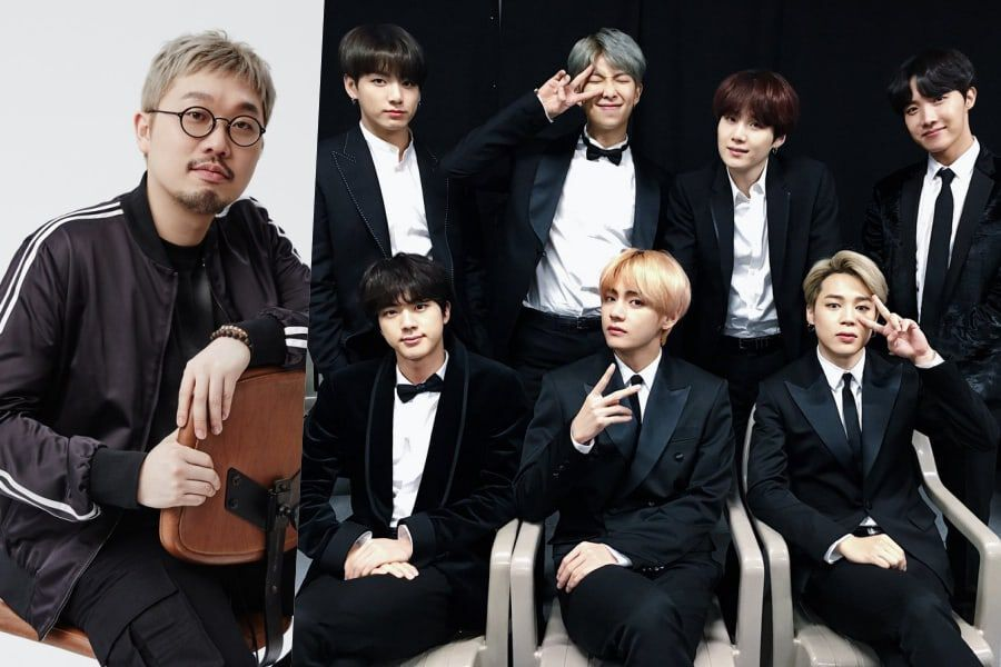BTS Producer Pdogg Named Composer And Lyricist With Highest Royalties Earnings In 2018