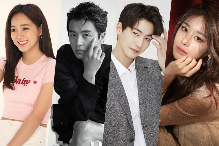 Kim Sejeong, Yeon Woo Jin, Song Jae Rim, And Jiyeon Confirmed For Upcoming Drama