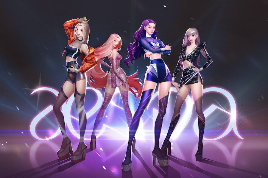 Update: SM's New Girl Group aespa Showcases Their Avatar Counterparts æ- aespa In Debut Teaser | Soompi