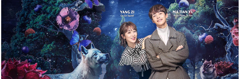 Korean Drama, Taiwanese Drama, Bollywood, Anime and
