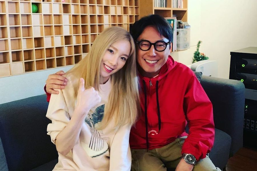 Girls' Generation's Taeyeon To Feature In Next Monthly Yoon Jong Shin Project