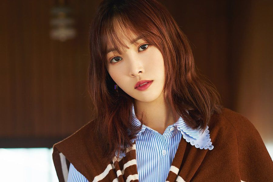 GFRIEND's Agency Responds To Concerns Over Yuju's Absence From Recent Activities