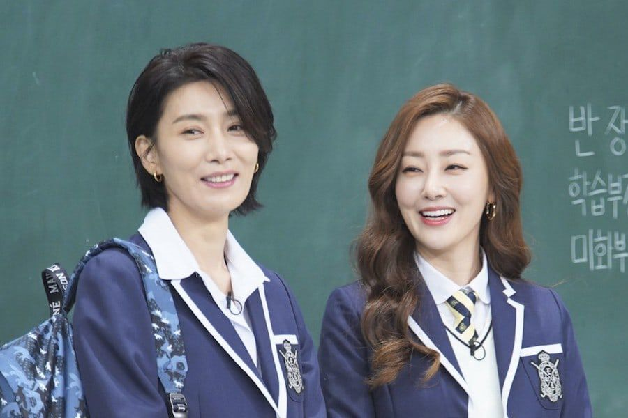 """Kim Seo Hyung And Oh Na Ra Reveal Secrets Behind """"SKY Castle"""" Scenes And Their Friendships"""