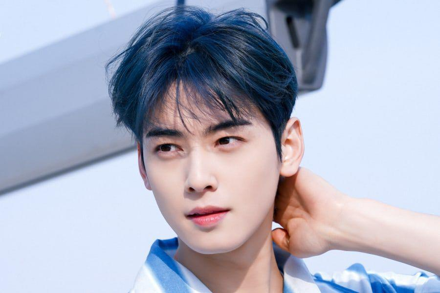 ASTRO's Cha Eun Woo Posts Handwritten Letter Of Apology About Itaewon  Outing | Soompi