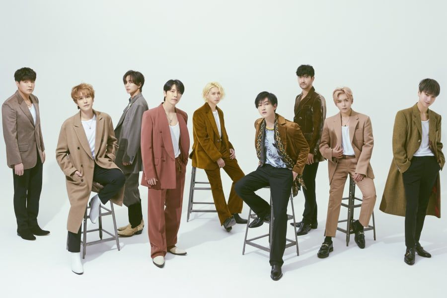 """Super Junior Tops iTunes Charts Around The World With """"Timeless"""""""