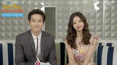 5 Word Challenge! EXO's Suho vs Ha Yeon Soo: Rich Man, Poor Woman