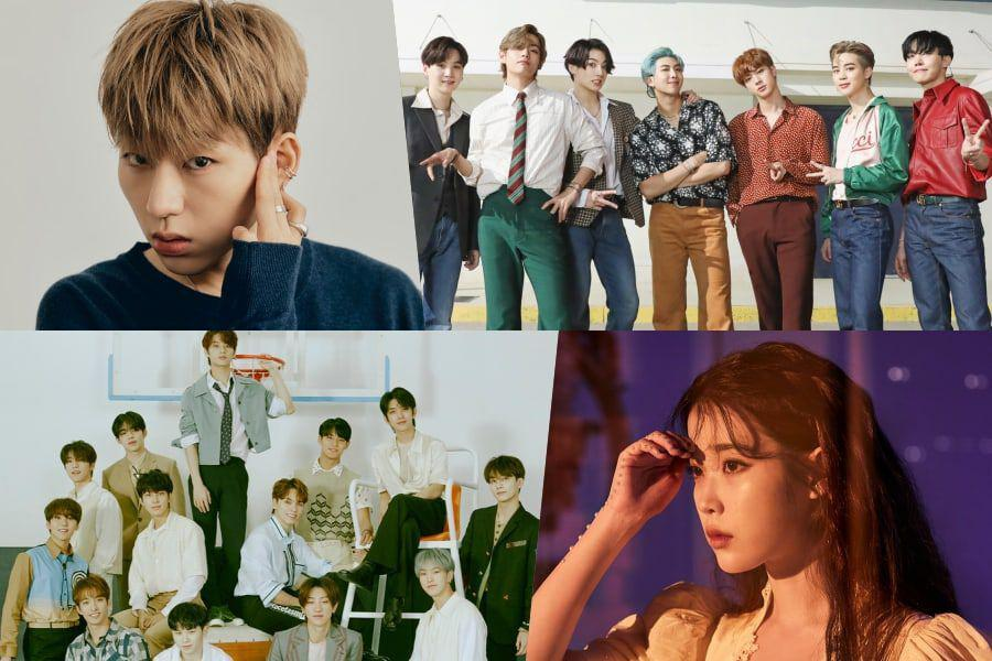 Gaon Reveals Accumulated Digital And Album Charts For 2020