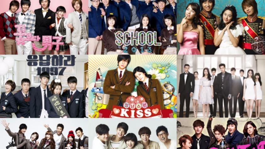 school dramas