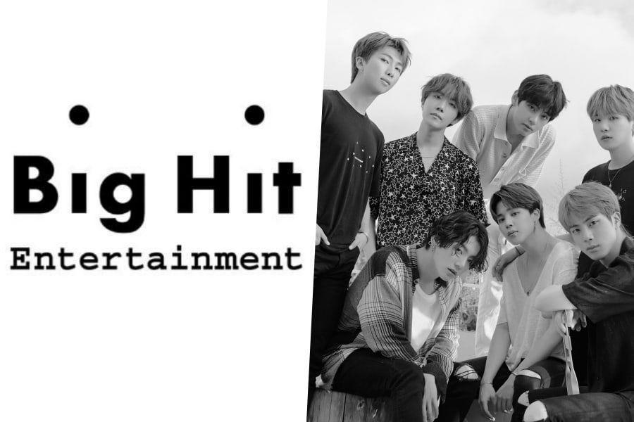 Big Hit Entertainment Denies JTBC's Report That BTS Is Considering Legal Action Against Agency