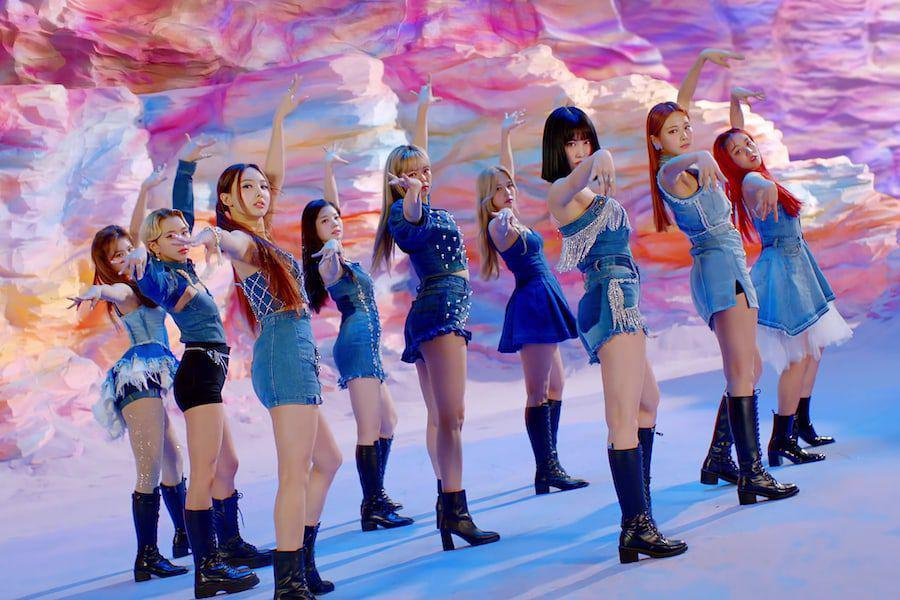 """Watch: TWICE Goes Retro With Energetic """"I CAN'T STOP ME"""" Comeback MV"""