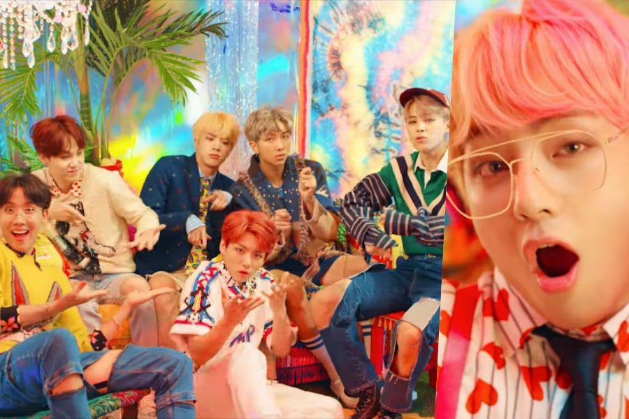 Bts Beats Another Record As Idol Hits  Million Views