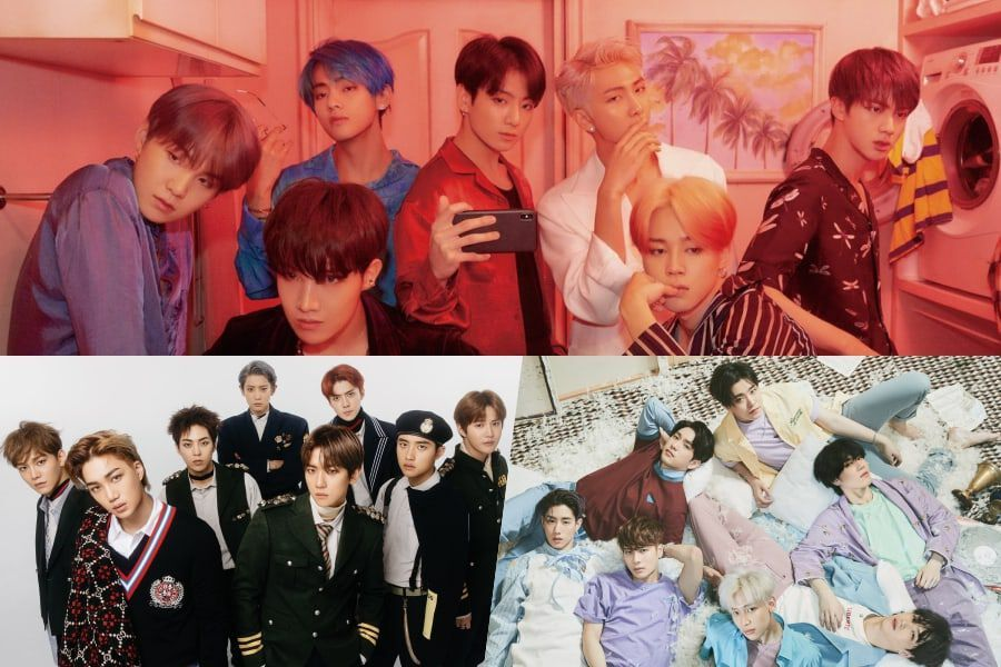 BTS Nominated For Two 2019 Billboard Music Awards