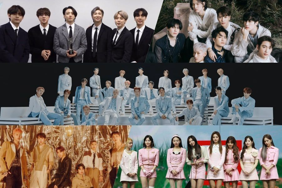 2020 Asia Artist Awards Daesang Winners Thank Their Fans Staff And More For Their Support During A Difficult Year Soompi