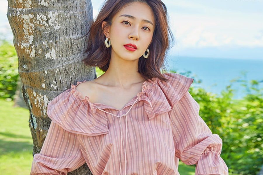 Baek Jin Hee Shares How She Spends Her Time Off Between Projects