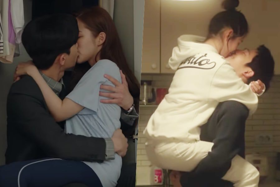 steamy k drama kiss scenes that fogged up our screens soompi