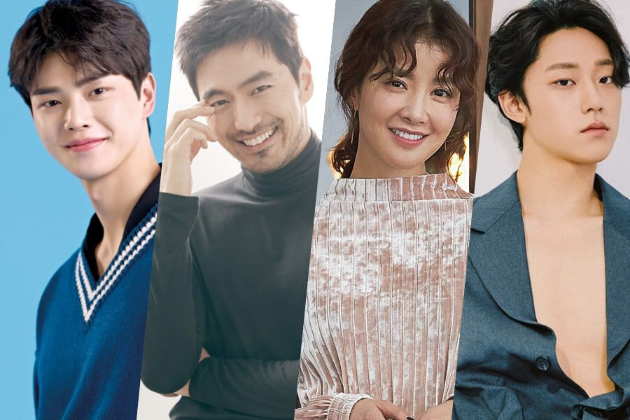 """Song Kang, Lee Jin Wook, Lee Si Young, Lee Do Hyun, And More Join New Drama By """"Goblin"""" Director"""