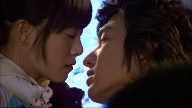 Jun Pyo's Epic Playground Kiss With Jan Di!: Boys Over Flowers