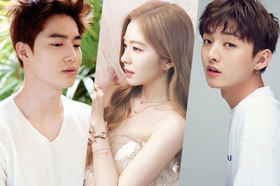 15 K-Pop Idols Who Are Basically The Parents Of Their Groups