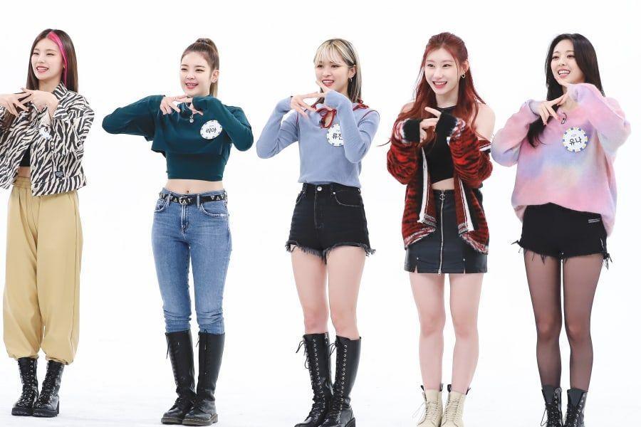 """Watch: ITZY Dances To Hits By EXO, aespa, Stray Kids, Red Velvet, GOT7, TWICE, Sunmi, & HyunA On """"Weekly Idol"""""""