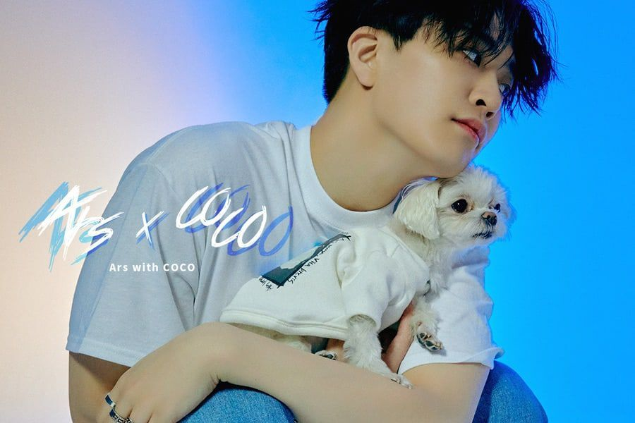 GOT7's Youngjae Launches Clothing Line Collaboration With Pet Dog Coco