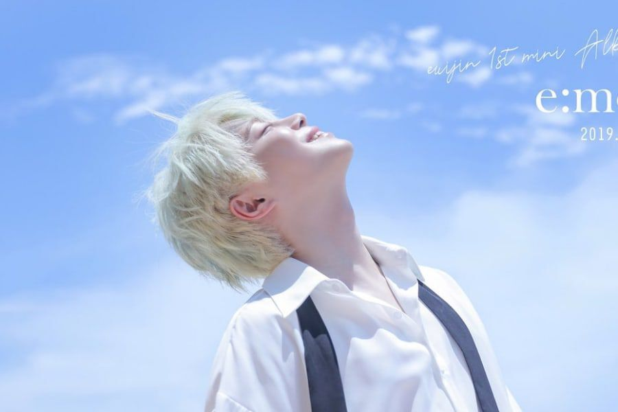 BIGFLO's Euijin Gears Up For Solo Debut With 1st Concept Photo