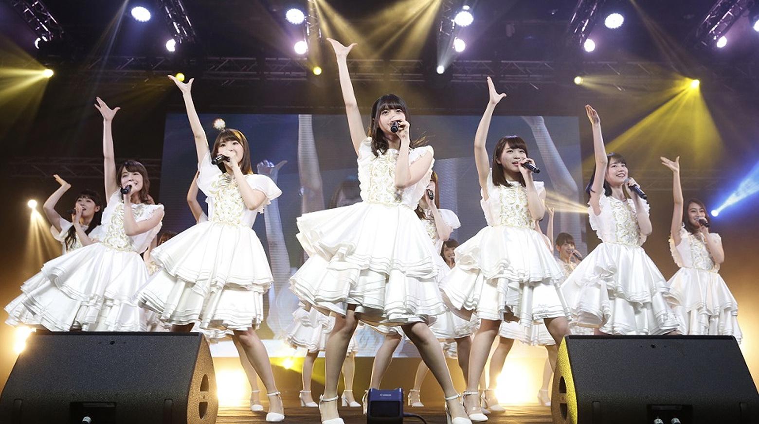 Nogizaka46 Meets Asia! (Singapore Version)