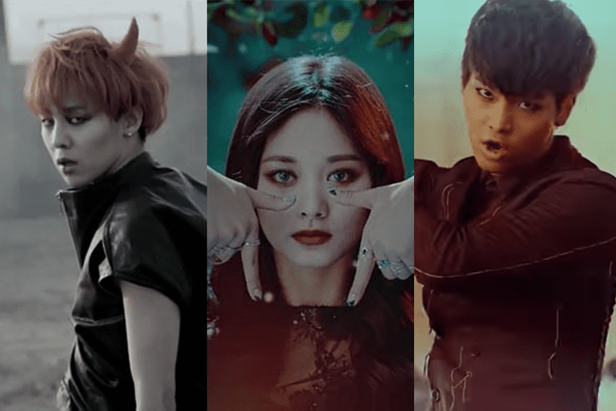 Last-Minute Halloween Costume Ideas From Unforgettable K-Pop MVs
