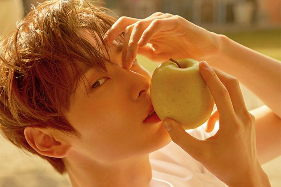 NU'EST's Minhyun Talks About Why He Posts On Social Media Frequently