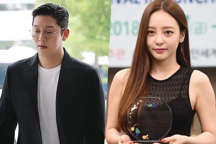 Choi Jong Bum Receives Suspended Sentence + Goo Hara's Legal Representatives Respond
