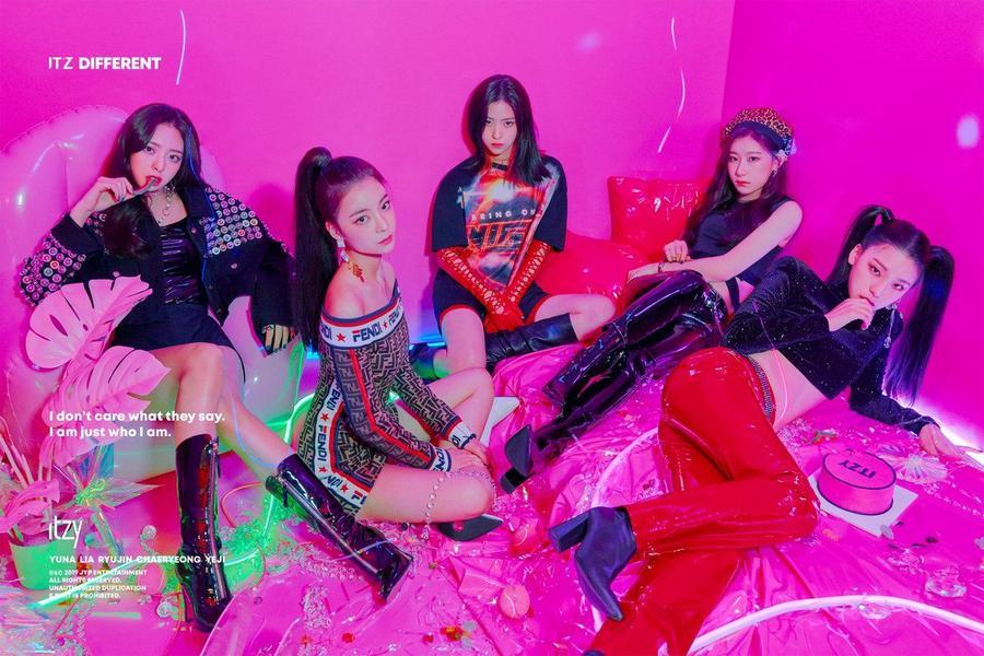 Setelah ditunggu-tunggu, ITZY akhirnya debut nih Teens (dok. JYP Entertainment)