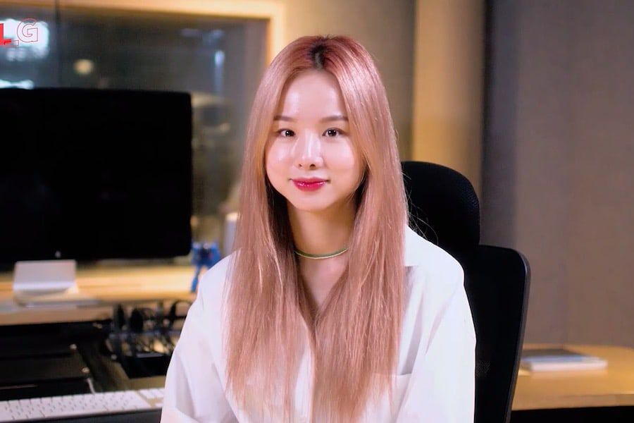 EXID's Solji Launches YouTube Channel