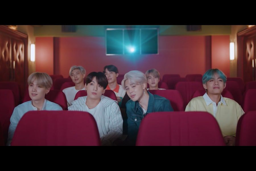"""BTS's """"Lights"""" Becomes Their 30th Full Group MV To Hit 100 Million Views"""