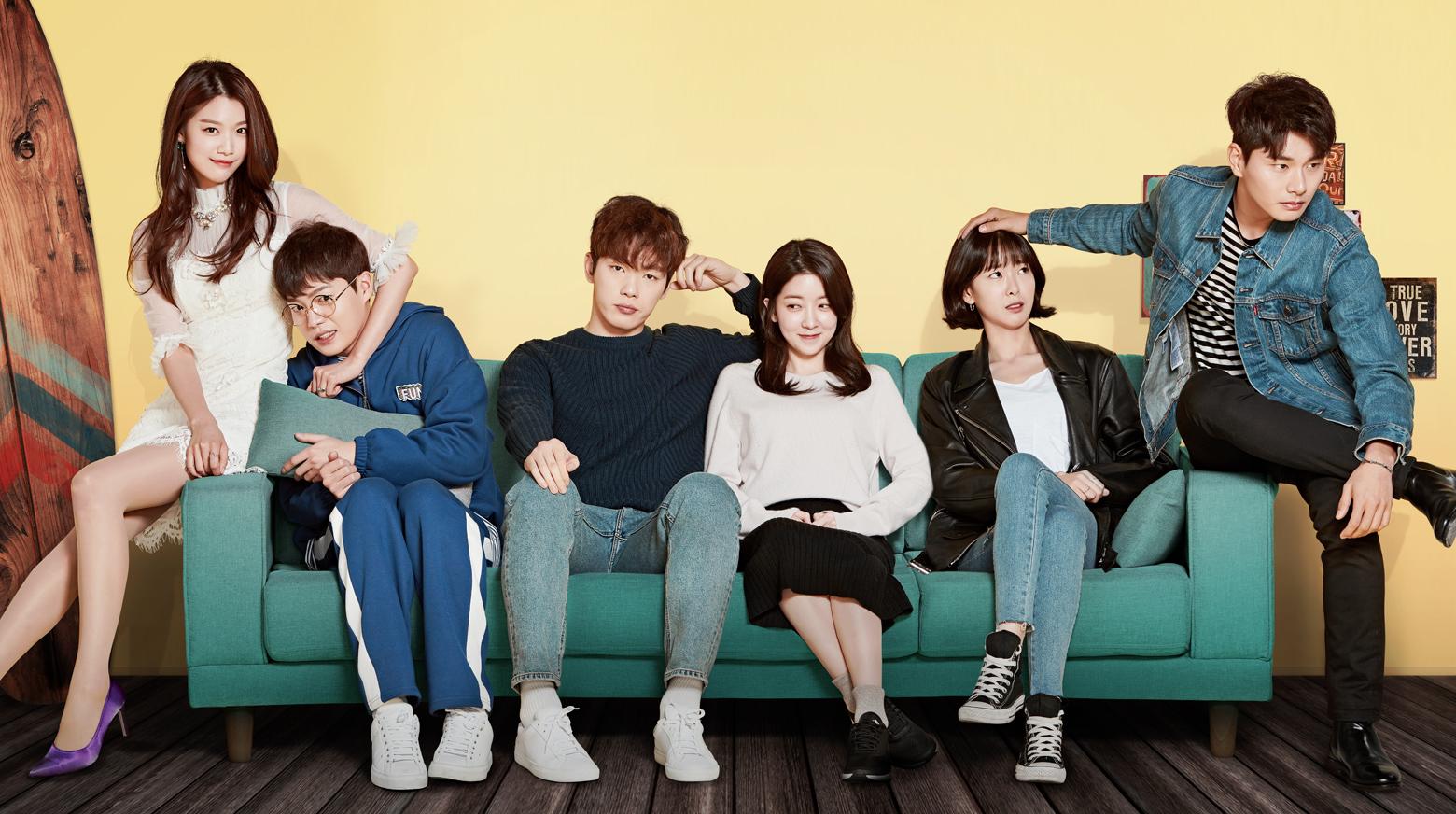 Son Seung Won: 으라차차 와이키키