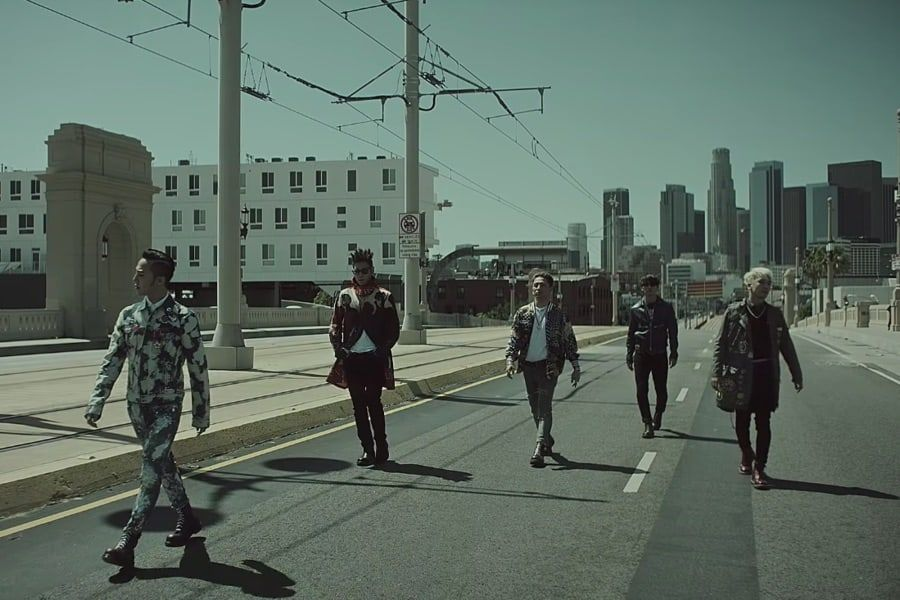 """LOSER"" Becomes BIGBANG's 3rd Group MV To Surpass 200 Million Views"