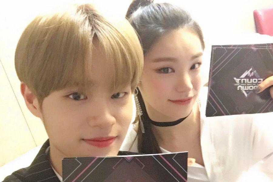 Lee Dae Hwi And ITZY's Yeji Share Thoughts On Reuniting After 3 Years