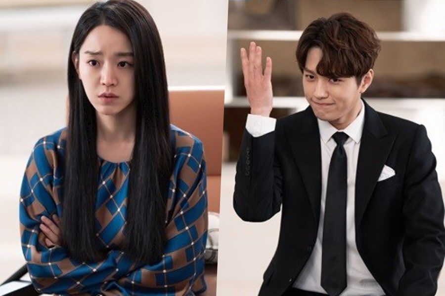 "INFINITE's L Attempts To Change Shin Hye Sun's Outlook On Love In ""Angel's Last Mission: Love"""