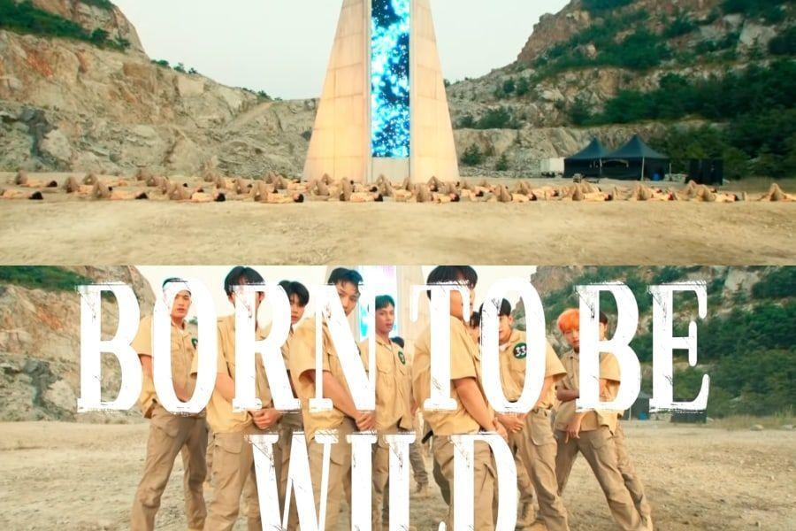 """Watch: MBC's New Idol Survival Show """"Wild Idol"""" Unveils """"Born To Be Wild"""" MV Teaser"""