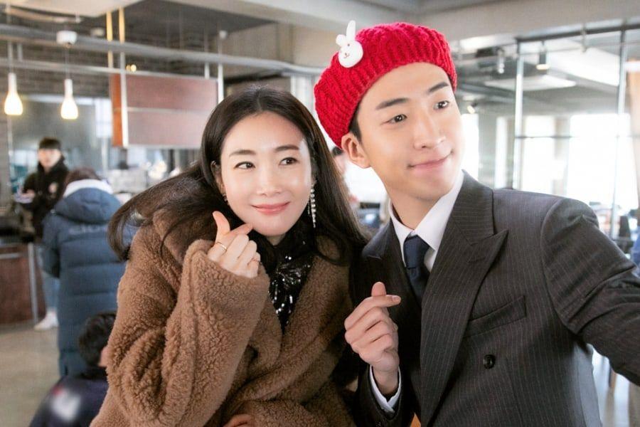 "Choi Ji Woo Shares Thoughts On Her ""Crash Landing On You"" Cameo"