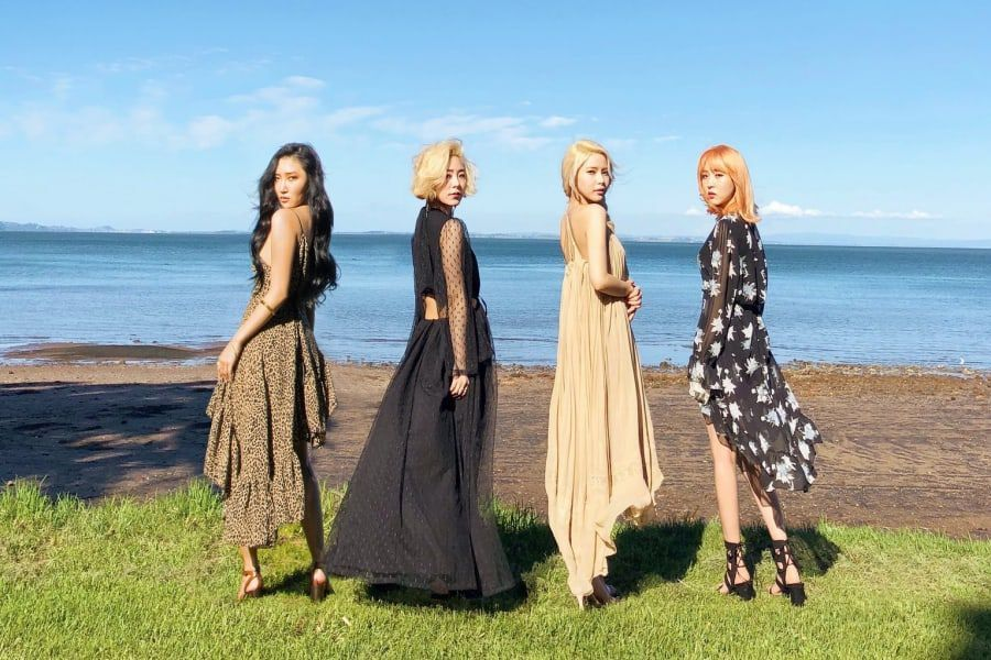 Mamamoo Starry Night